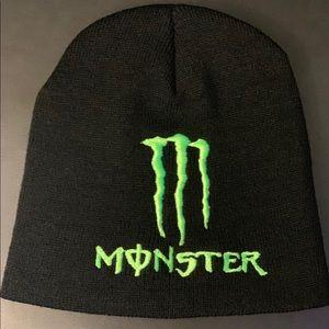 Other - Monster Energy Beanie / Skullcap